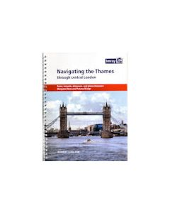 Navigating the Thames through Central London