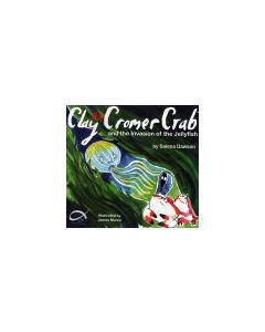 Clay the Cromer Crab - and Invasion of The Jellyfish