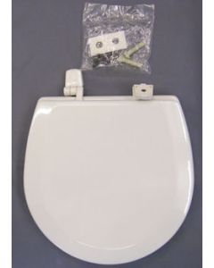 Seat & Lid For Smaller Bowl Sealand Toilets White