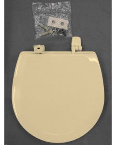 Seat & Lid For Smaller Bowl Sealand Toilets Bone Colour