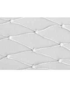 Guard Rail Netting White
