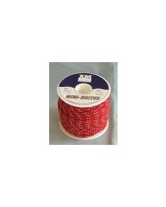 XM Mini Brite 3mm x 20m Red