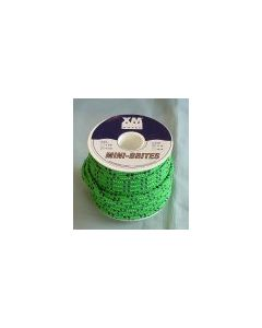 XM Mini Brite 4mm x 11m Green
