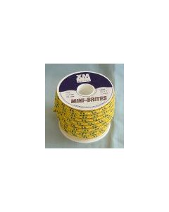 XM Mini Brite 4mm x 11m Yellow