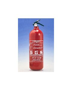 2kg Fire Extinguisher 13A 89B