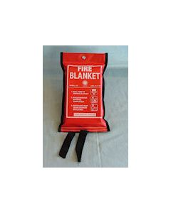 Fire Blanket in Soft Case