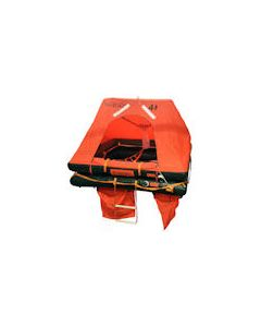 Seago Sea Cruiser 4 Person Liferaft in Valise