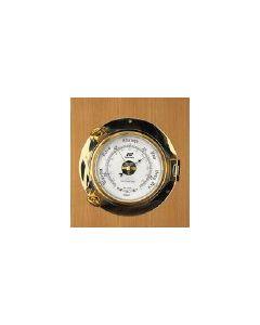"""6"""" Barometer  - Brass"""