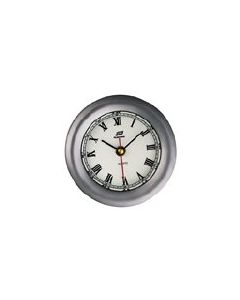 "4"" Clock Chrome Case"