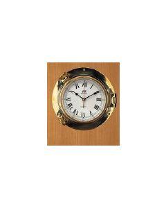 "6"" Brass Clock"