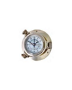 Porthole Tide Clock 80mm