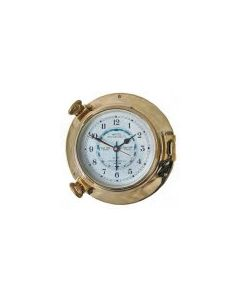 Porthole Tide Clock 143mm