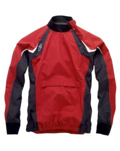 Gill Dinghy Tops Red/Graphite