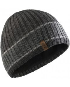Gill Band Stripe Beanie Graphite/Ash/Silver