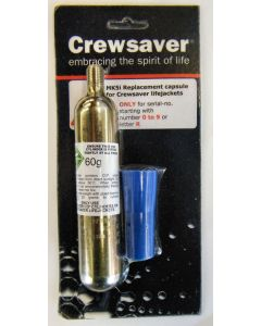 Crewsaver Rearming Pack For 275N Auto Lifejacket  60gm