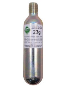 Crewsaver 23gm Cylinder for Gas Operated Lifejackets