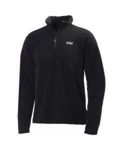 Helly Hansen Daybreaker 1/2 Zip Fleeces - Black