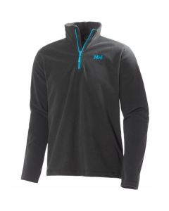 Helly Hansen Daybreaker 1/2 Zip Fleece - Ebony