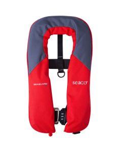 NM Manual Red Lifejacket 150N