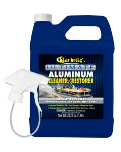 Starbrite Ultimate Aluminium Boat Cleaner (Acid Formula) 1.89L