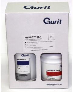 Guirit (SP) Ampro Clear Resin & Hardeners