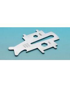 Universal Deck Plate Key