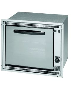 Smev S/S Built In Oven With Grill, 12v Ignition,