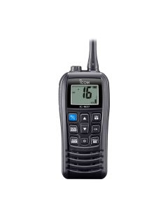 Icom IC-M37E Waterproof Buoyant VHF Handheld Radio