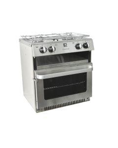 Voyager 4500 2 Burner, Oven & Grill Cooker